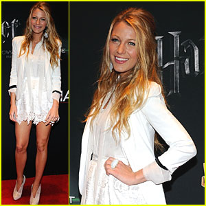 Blake Lively Brings 'Green Lantern' to CinemaCon