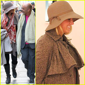 Blake Lively: Shoe Shopping with Christian Louboutin!