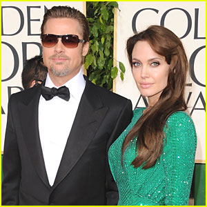 Brad Pitt & Angelina Jolie: Weekend Getaway!
