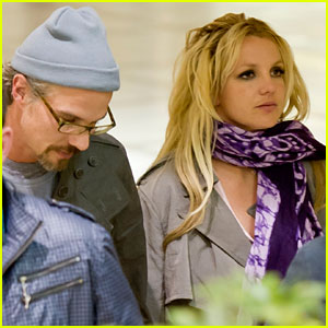 Britney Spears: LAX Liftoff with Jason Trawick!