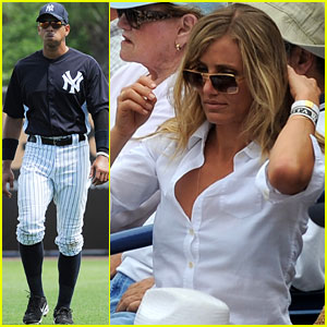 Cameron Diaz: Baseball Movie with Alex Rodriguez?