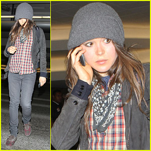 Ellen Page Breaking News and Photos   Just Jared   Page 5Ellen Page Girlfriend 2011