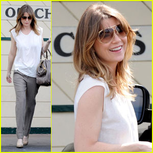 Ellen Pompeo: Nature Mart Monday