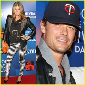 Fergie & Josh Duhamel: Matrix Meal Couple