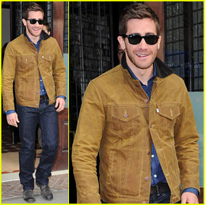 Jake Gyllenhaal: Fascinated with 'Source Code' Idea