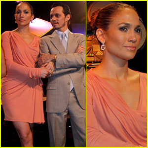 Jennifer Lopez & Marc Anthony: Film Studio Bill Signing!