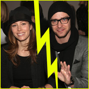 Justin Timberlake &#038; Jessica Biel Split