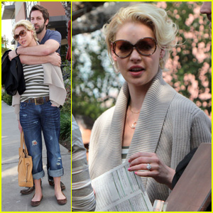 Katherine Heigl & Josh Kelley: Los Feliz Lovers!