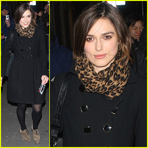 Keira Knightley To Star In 'Anna Karenina'?