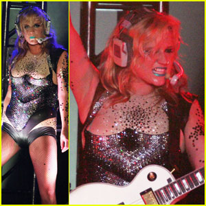 Ke$ha Gets Sleazy in Sydney