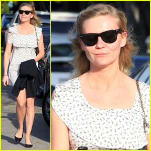 Kirsten Dunst: Melrose in March