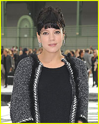 Lily Allen Reacts to Leaked Wedding Date