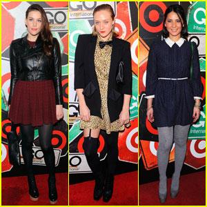Liv Tyler, Chloe Sevigny & Olivia Munn: Designer Collective Launch!