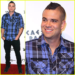 Mark Salling: Pure Nightclub in Vegas!