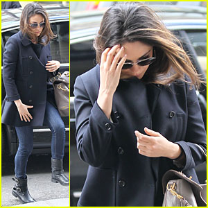 Mila Kunis: Excited About Taking a Break!
