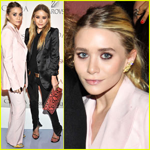 Mary-Kate & Ashley Olsen: CFDA Fashion Award Honorees!