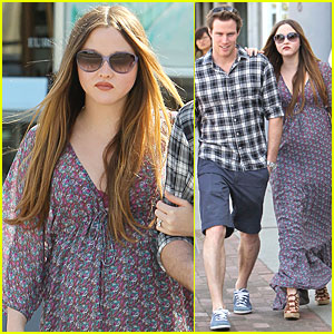 Devon Aoki: Baby Bumpin' in West Hollywood!