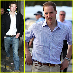 Prince William Visits Flood Victims in Australia