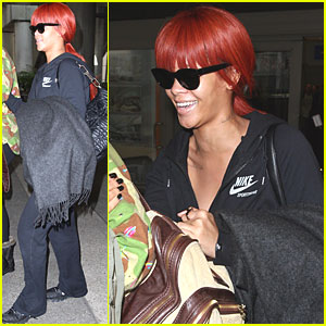 Rihanna: I'm Gonna Miss Australia!