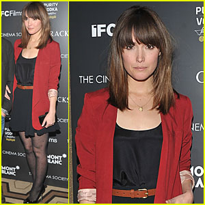 Rose Byrne: 'Cracks' Screening in NYC!