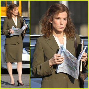 Sandra Bullock Is 'Extremely Loud & Incredibly Close'