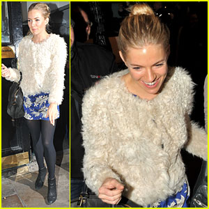 Sienna Miller: West End Woman