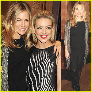 Sienna Miller: 'Flare Path' Gala Preview!