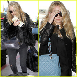 Mary-Kate & Ashley Olsen: Los Angeles to Seattle!