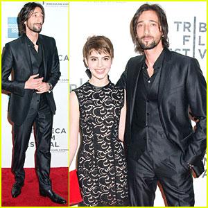 Adrien Brody: 'Detachment' Premiere at Tribeca Film Festival
