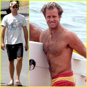 Alex O'Loughlin & Scott Caan: 'Hawaii Five-0' Men!