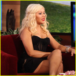 Christina Aguilera: Matthew Rutler Is 'Lovely'