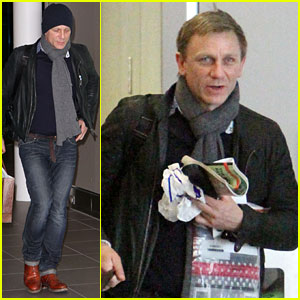 Daniel Craig: 'Dream House' Reshoots!