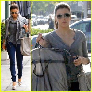 Eva Longoria: I Want to Have Kids & Be a Mom
