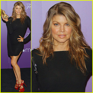Fergie Celebrates Fergie Footwear Spring 2011 Collection
