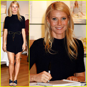 Gwyneth Paltrow: Williams-Sonoma Book Signing!