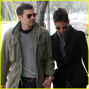 Halle Berry &#038; Olivier Martinez: Sunday Brunch!