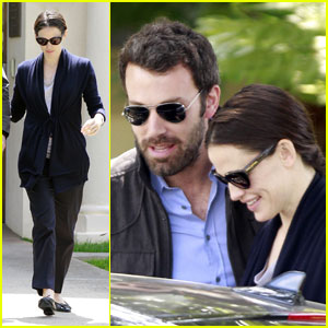 Ben Affleck & Jennifer Garner Search for Schools