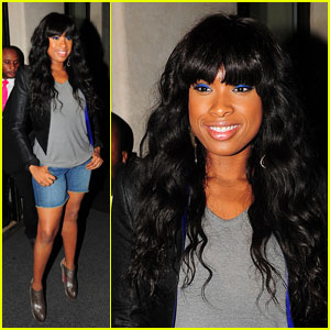 Jennifer Hudson: Feeling Blue in London