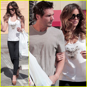 Kate Beckinsale & Len Wiseman: Ready For Easter!