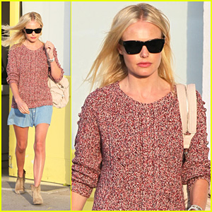 Kate Bosworth: Back in Los Angeles!