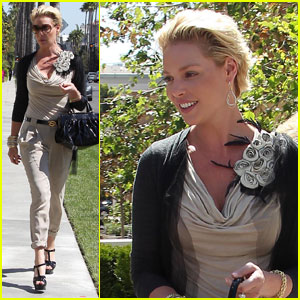 Katherine Heigl: Takin' Care of Business in Beverly Hills