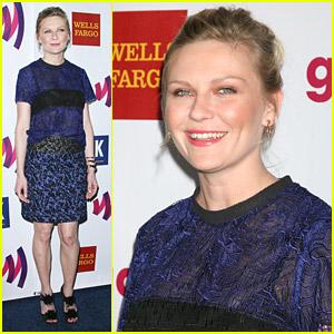 Kirsten Dunst: 2011 GLAAD Awards