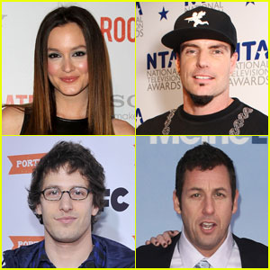 Leighton Meester: 'I Hate You, Dad' with Vanilla Ice?