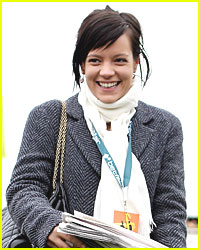 Lily Allen: Launching Fashion Line