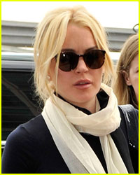 Lindsay Lohan Released from Jail
