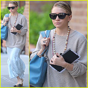 Ashley Olsen: Newsweek Feature!