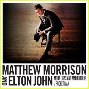 Matthew Morrison & Elton John Duet - FIRST LISTEN