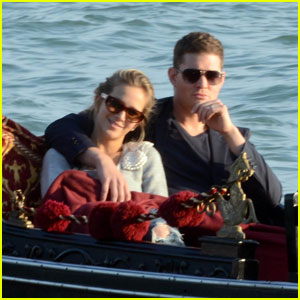 Michael Buble: Gondola Ride with Luisana Lopilato!