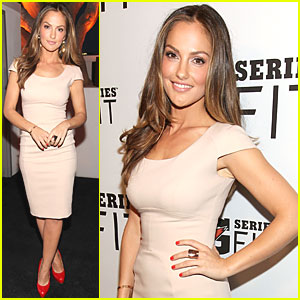 Minka Kelly: Gatorade G Series FIT Launch!