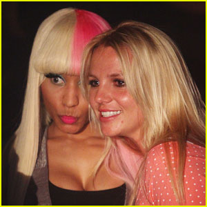 Britney Spears: Nicki Minaj After Party!